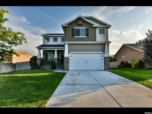 4704 Silver Creek Way, Eagle Mountain, UT 84005 (#1543031) :: Exit Realty Success
