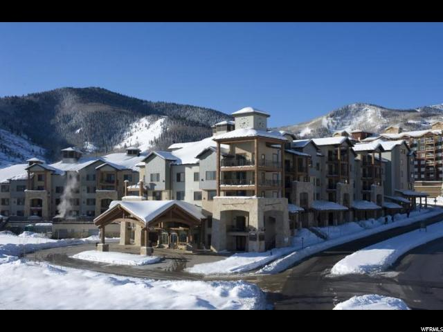 2669 S Canyons Resort Dr E #101, Park City, UT 84098 (#1543090) :: Red Sign Team