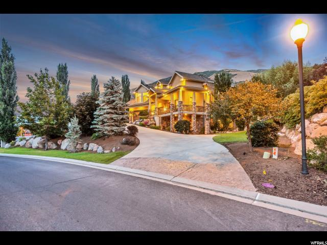 13371 S Beechers Brook Way E, Draper, UT 84020 (#1543091) :: Red Sign Team