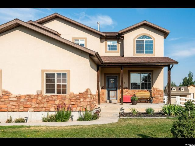 1877 S Ash Ct, Francis, UT 84036 (MLS #1543094) :: High Country Properties