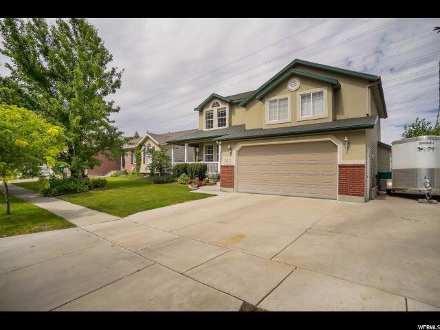 1415 S Bridgeview Dr W, Layton, UT 84041 (#1543303) :: Bustos Real Estate   Keller Williams Utah Realtors