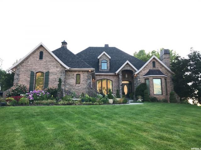 705 Hawks  Rest Dr, Mapleton, UT 84664 (#1543494) :: Big Key Real Estate