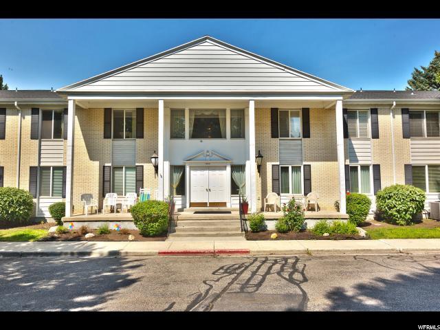 1190 E 2700 S A7, Salt Lake City, UT 84106 (#1543509) :: Big Key Real Estate