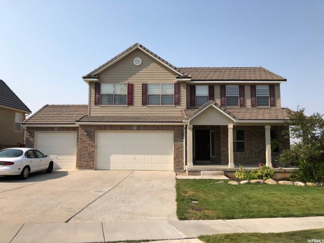2337 W Pebblestone Ln, Lehi, UT 84043 (#1543580) :: Exit Realty Success