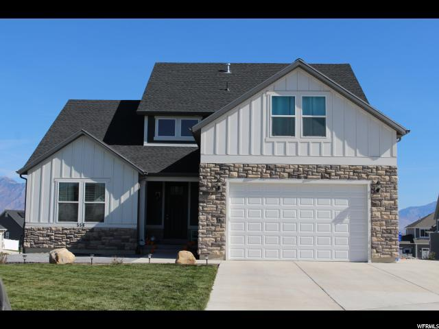 556 N Slate Ct, Saratoga Springs, UT 84045 (#1543748) :: The Fields Team