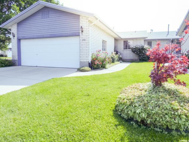 230 N 360 W, Orem, UT 84057 (#1543749) :: Red Sign Team