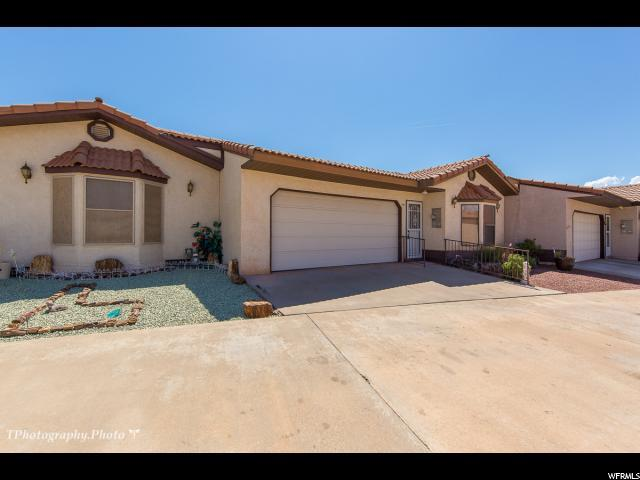 1331 N Dixie Dr #110, St. George, UT 84770 (#1543814) :: Colemere Realty Associates