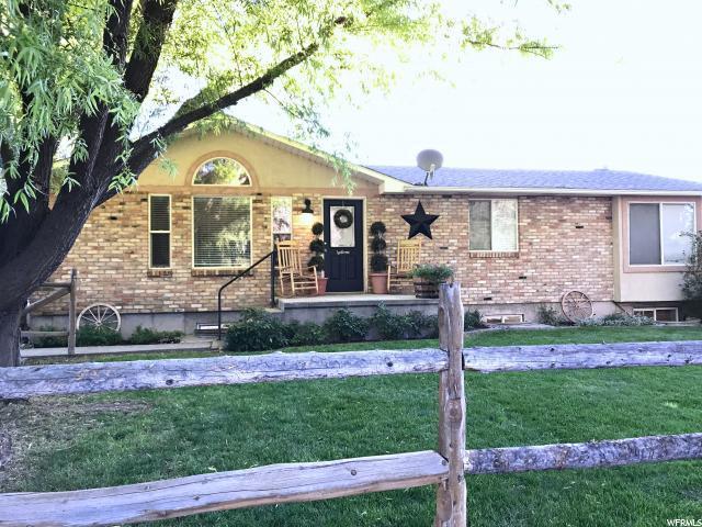 365 N 100 W, Monroe, UT 84754 (#1543851) :: Bustos Real Estate | Keller Williams Utah Realtors
