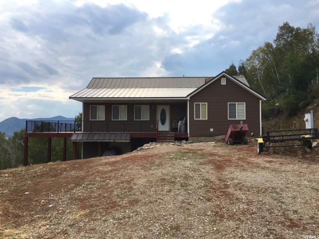 96 E Lewis And Clark Rd #96, Oakley, UT 84055 (MLS #1543925) :: High Country Properties