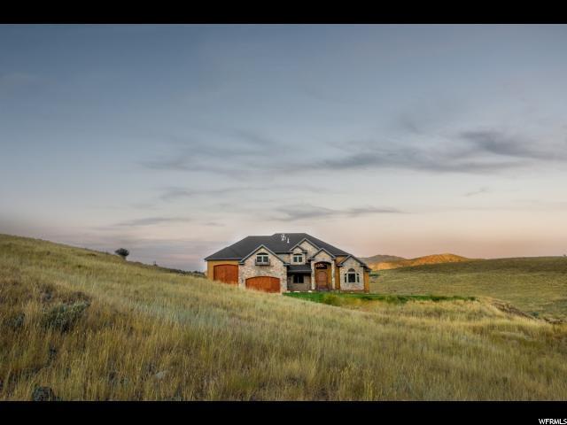 355 Fox Run Rd #1, Wanship, UT 84017 (MLS #1544283) :: High Country Properties