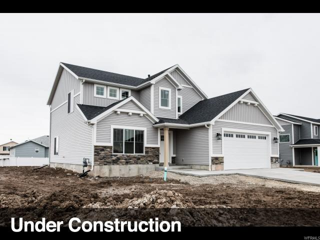 498 W Harrison St, Nibley, UT 84321 (#1544336) :: Colemere Realty Associates