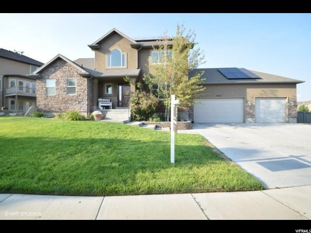 4479 E Silver Ranch Rd, Eagle Mountain, UT 84005 (#1544454) :: Red Sign Team