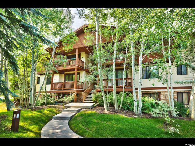 1600 W Pinebrook Blvd I-6, Park City, UT 84098 (MLS #1544494) :: High Country Properties