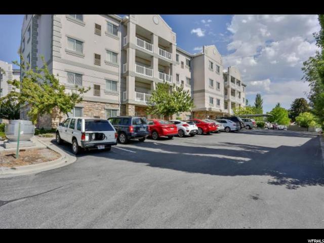 1174 E 3300 S #414, Millcreek, UT 84106 (#1544500) :: Big Key Real Estate