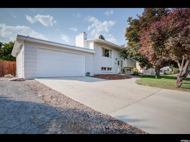 122 S Pinion Dr W, Vernal, UT 84078 (#1544541) :: The Fields Team