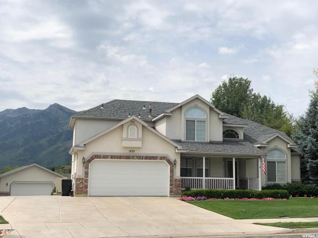 5135 Frontier Dr, Mountain Green, UT 84050 (#1544564) :: Keller Williams Legacy