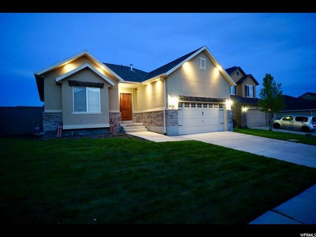 8732 N Jefferson Dr, Eagle Mountain, UT 84005 (#1544651) :: Big Key Real Estate