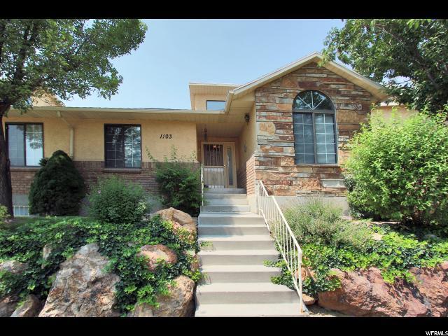 1103 E Brigadoon Ct, Salt Lake City, UT 84117 (#1544731) :: Big Key Real Estate