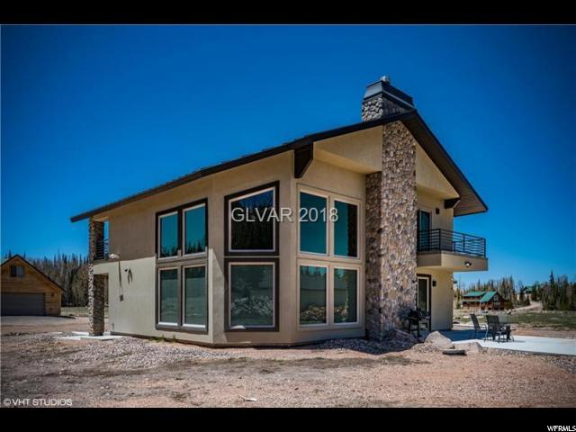 691 Park-U-Pine, Brian Head, UT 84719 (#1544751) :: The Fields Team