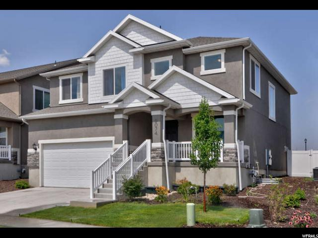5074 W Birken Wood Ln S, Herriman, UT 84096 (#1544758) :: The Fields Team