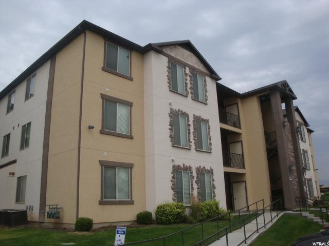 3618 E Clear Rock Rd N #7, Eagle Mountain, UT 84005 (#1544775) :: Red Sign Team