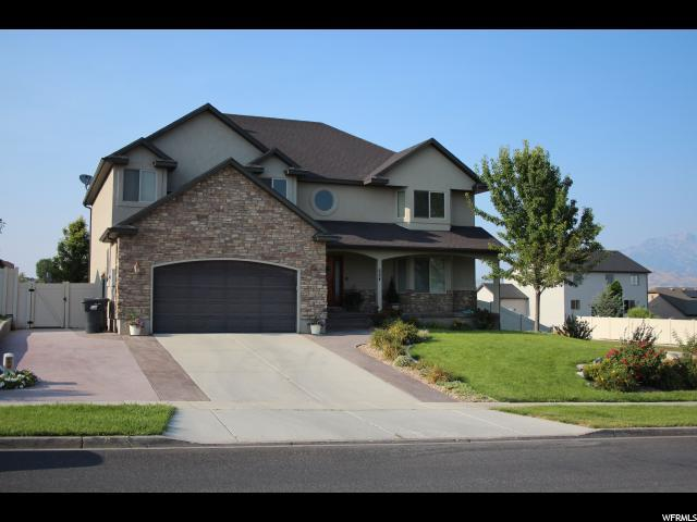 624 W Aspen Hills Blvd, Saratoga Springs, UT 84043 (#1544812) :: Red Sign Team