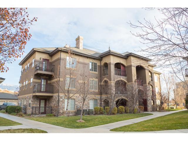 684 S 2150 W #304, Pleasant Grove, UT 84062 (#1544894) :: Big Key Real Estate