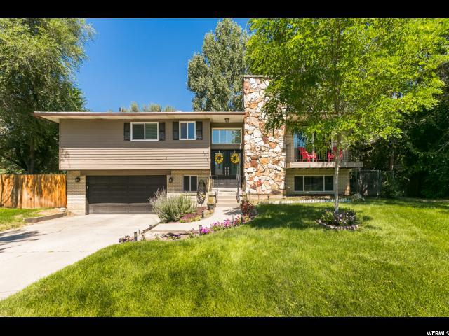 5345 S 1410 E, Salt Lake City, UT 84117 (#1544957) :: Exit Realty Success