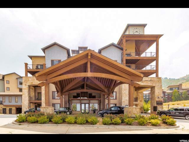 2669 Canyons Resort Dr #312, Park City, UT 84098 (MLS #1544989) :: High Country Properties