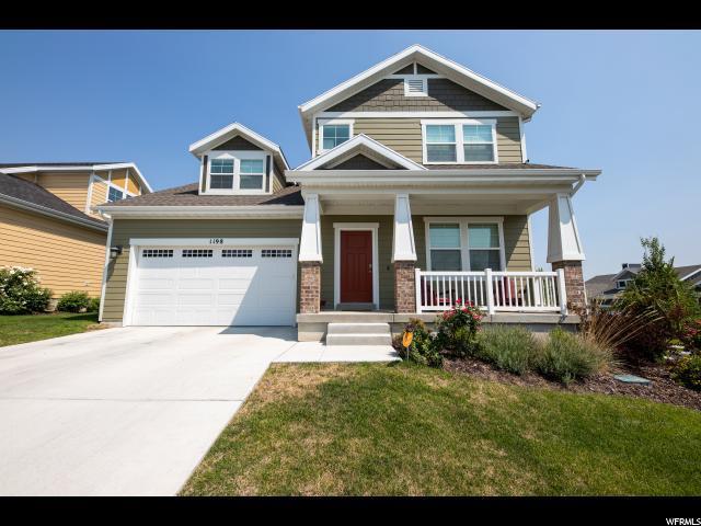 1198 W Holt Farm Rd, South Jordan, UT 84095 (#1545060) :: Bustos Real Estate   Keller Williams Utah Realtors