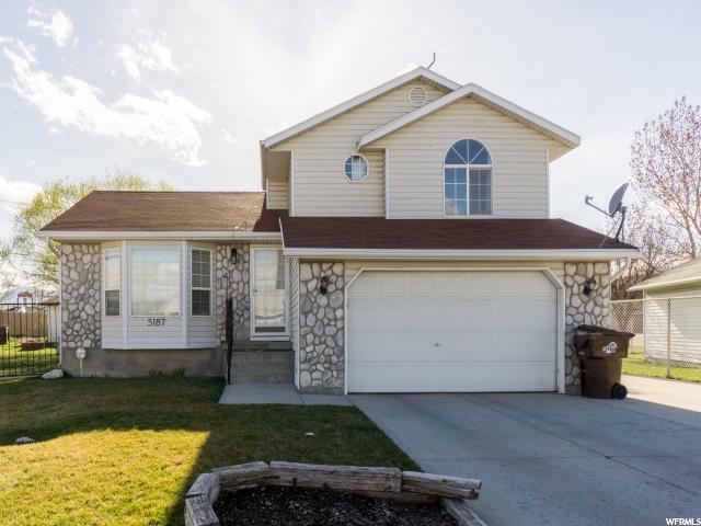 5187 W Festival Dr S, West Valley City, UT 84120 (#1545117) :: Red Sign Team