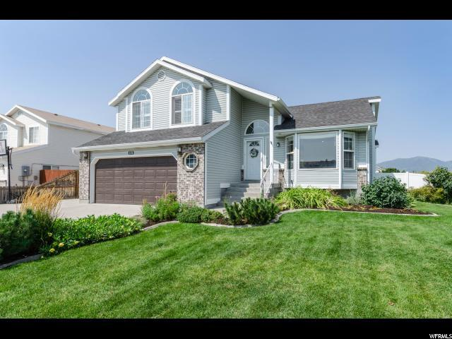 6378 S Furnace Creek Ct., West Valley City, UT 84118 (#1545138) :: goBE Realty