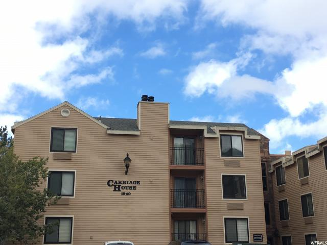 1940 Prospector Ave #108, Park City, UT 84060 (#1545188) :: Red Sign Team