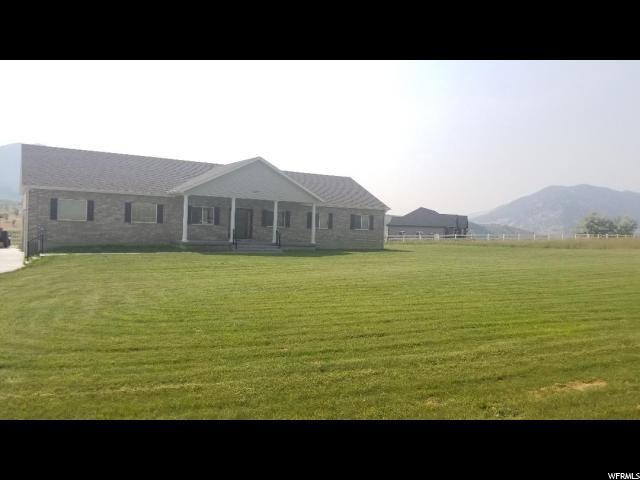 11077 S Dempsey Creek, Lava Hot Springs, ID 83246 (#1545200) :: Red Sign Team