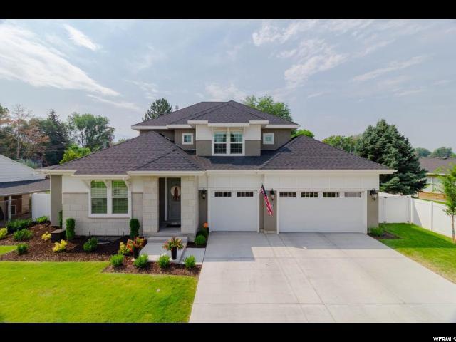 1526 E Winward Dr S, Holladay, UT 84117 (#1545242) :: Bustos Real Estate | Keller Williams Utah Realtors