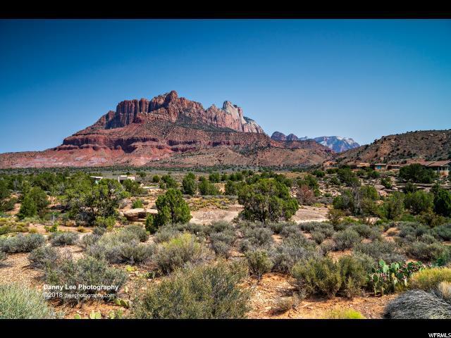 Apache Cir, Springdale, UT 84767 (MLS #1545407) :: Lawson Real Estate Team - Engel & Völkers