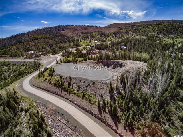 1056 E Kodiak Drive, Brian Head, UT 84719 (#1545422) :: Bustos Real Estate | Keller Williams Utah Realtors