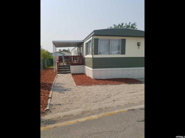 1205 Prodo Vista Dr S #241, West Valley City, UT 84119 (#1545545) :: Red Sign Team