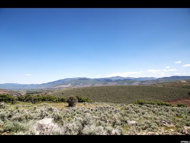6107 E Back Country Way, Heber City, UT 84032 (MLS #1545582) :: High Country Properties