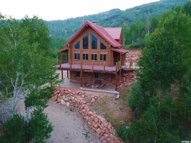 161 Mt Aire Upper Loop #161, Oakley, UT 84055 (MLS #1545591) :: High Country Properties