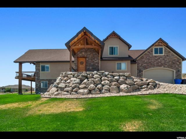 1225 N Country View Dr W, Tremonton, UT 84337 (#1545715) :: Red Sign Team