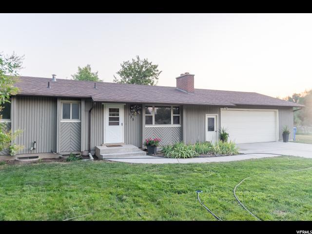 135 S 200 W, Millville, UT 84326 (#1545746) :: Exit Realty Success