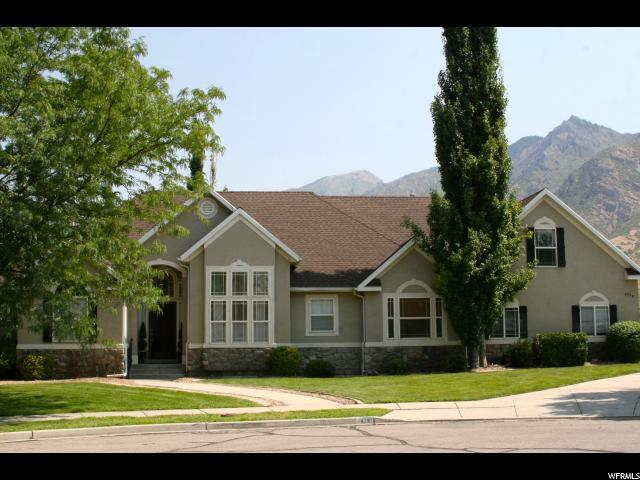 4828 W Joey Ct N, Highland, UT 84003 (#1545761) :: goBE Realty