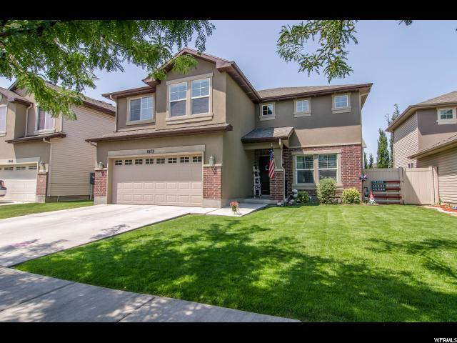 1073 Cambria Dr, North Salt Lake, UT 84054 (#1545762) :: The Fields Team
