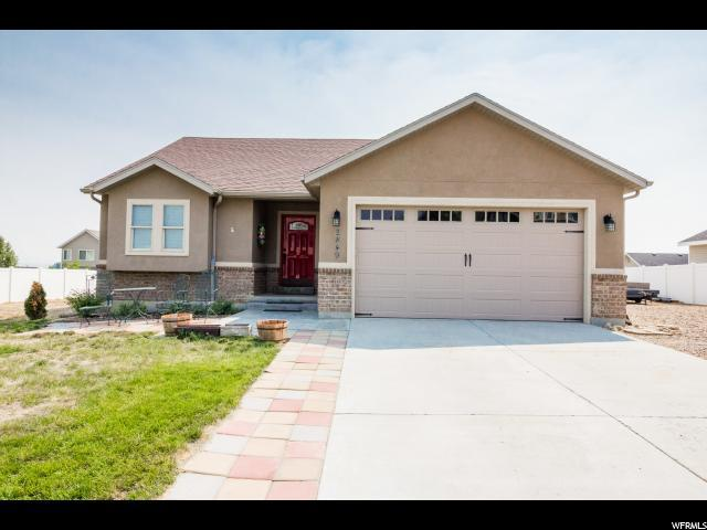 2849 S 400 W, Vernal, UT 84078 (#1545916) :: goBE Realty