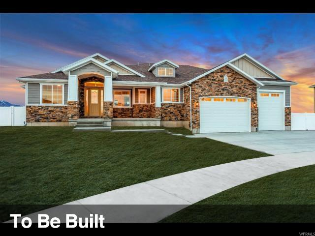 7711 E Cobblerock Rd N, Lake Point, UT 84074 (#1545965) :: Exit Realty Success