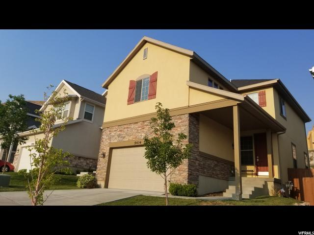 5434 Bear Ridge Way N, Lehi, UT 84043 (#1546029) :: RE/MAX Equity