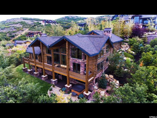3838 Solamere Dr, Park City, UT 84060 (#1546043) :: Big Key Real Estate