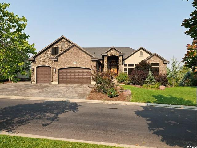 13318 S Bechers Brook Way, Draper, UT 84020 (#1546095) :: Red Sign Team