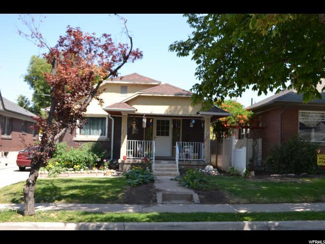835 E Ramona Ave, Salt Lake City, UT 84105 (#1546179) :: Red Sign Team